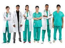 پارچه بیمارستانی سبز