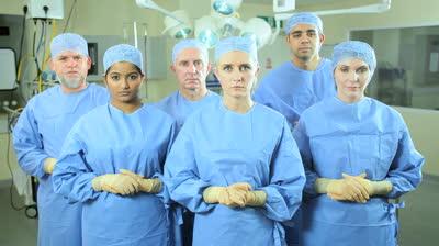 تولید پارچه بیمارستانی